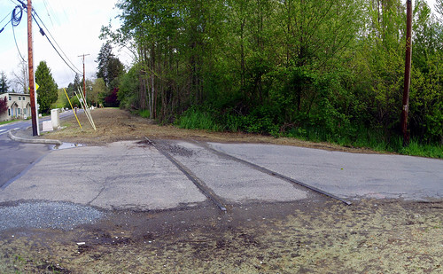 Abandoned Track in Bothell