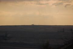 DSC_0238 (Lennert van den Boom) Tags: d50 germany nikon mine nordrheinwestfalen excavator bagger bwe northrhinewestphalia rwe openpitmine lignite schaufelradbagger bucketwheelexcavator tagebauhambach