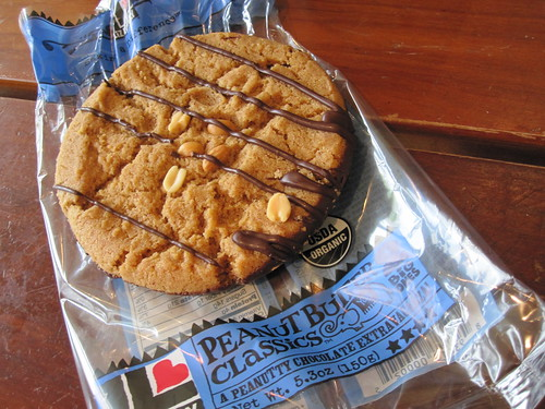 Peanut Butter and Chocolate Cookie
