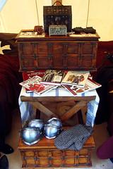 Medieval display
