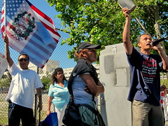 (jvoves) Tags: arizona losangeles day rally protest may rights mayday immigration immigrant 2010 laist migrants 001100010010011110100001101101110011 mayday2010 sb1070 arizonastatebill1070 hb2162