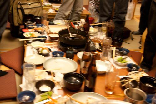 しゃぶしゃぶ and すき焼き食べたー