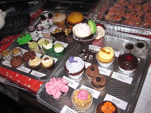 cupcake diversity!