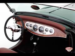 2010 Delahaye USA Bella Figura Bugnotti Type 57S Roadster