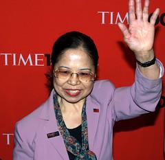 Chen Shu-chu by David Shankbone 2010