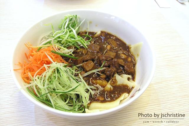 老北京醡醬麵