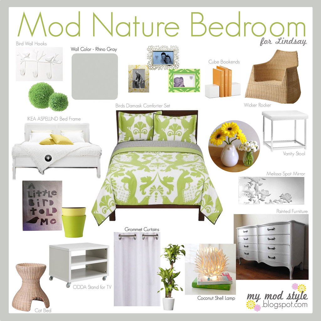 Mod Nature Design Board