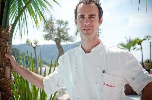 Hacienda Na Xamena, Ibiza Hotel, Chef