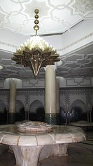 La Mezquita Hassan II, Cassablanca (Phizzychick!) Tags: morocco mezquita hassanii cassablanca