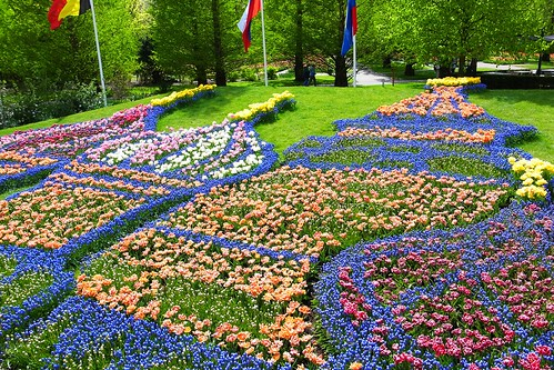 Keukenhof - From Russia with Love