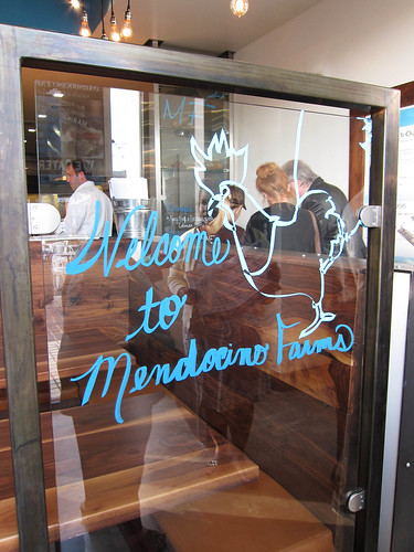 Pre-Grand Opening Party at Mendocino Farms