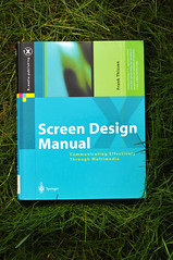 Screen Design Manual. Communicating Effectively Through Multimedia - Frank Thissen (dawidpalen) Tags: book design books screen communication springer manual multimedia screendesign palen thissen designbook designbooks communicatingdesign designmanual dawidpalen frankthissen