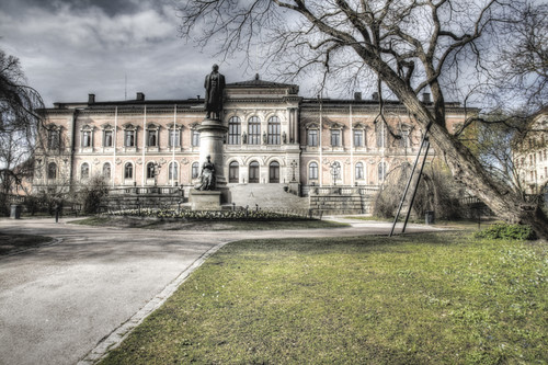 Uppsala. Universidad.