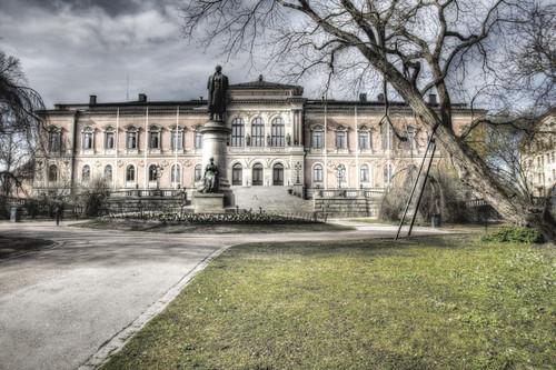 University. Uppsala. University. by J. A. Alcaide, on Flickr