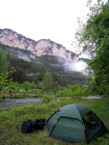Freecamp Spot in Gorges Du Tarn