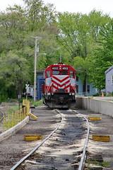 WSOR # 4002, SD40-2 (cliff1066) Tags: railroad wisconsin train diesel engine loco southern locomotive freight rollingstock 4002 railroading sd40 wsor trainrides