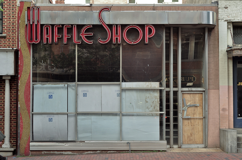 Waffle Shop (by mchandler.me)