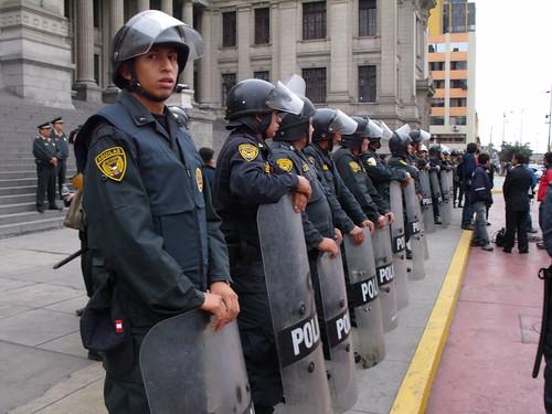 Policia de resguardo