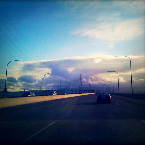 Life: San Mateo Bridge