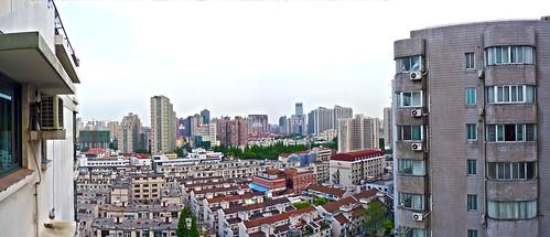Shanghai panorama1