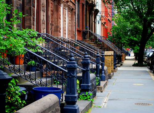Brownstone Row