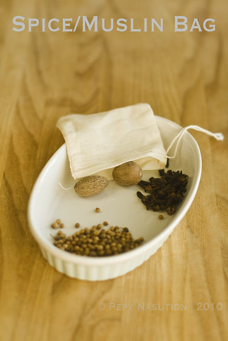 Spice/Muslin Bag