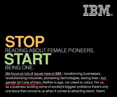 IBM-notSexist