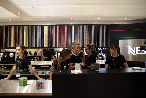 The Nespresso girls 3