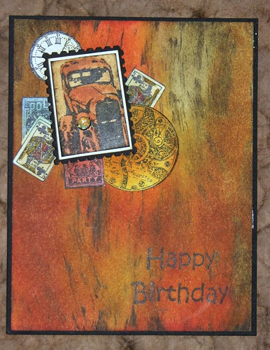 IBT - Faux Wood Grain Cards 003