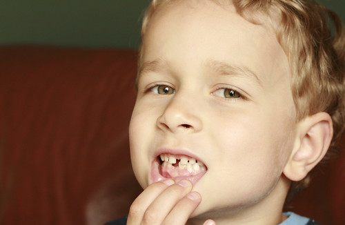 Second Tooth Fairy visit