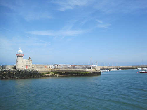 Howth coastal scenery