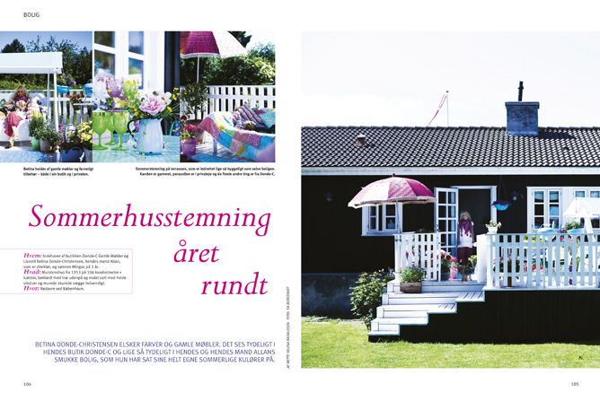 Dreaming of a summer house in Denmark