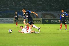 arema v persisam (ISL) 2-1 (airbags) Tags: indonesia football soccer malang samarinda arema ligaindonesia persisam indonesiansuperleague