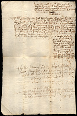 Petiton by town drummer, 1668 (P&KC Archive) Tags: poverty war king religion aid autograph revolution archives monarchy cromwell scottishparliament battles ecsochistory perthspast