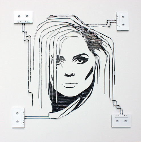 Ghost in the Machine- Debbie Harry of Blondie