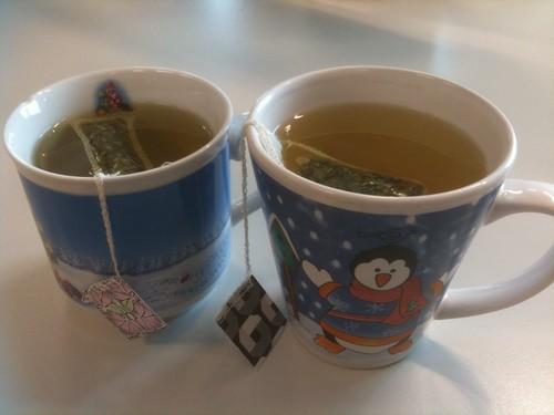 Prada-Tee im Test