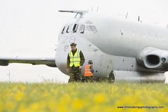 Last ever RAF Nimrod flight - Manston, Kent, UK (Tim Stubbings Photography) Tags: afghanistan kent mod aircraft ministry balkans airspace falklands defence raf nimrod manston deterrent decommission kinloss