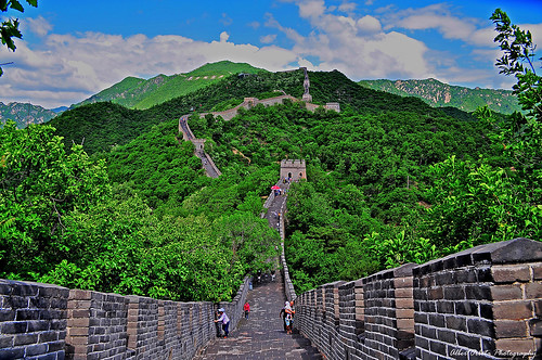 Great Wall of China (118/365)