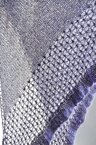 beaded mohair shawlette-4