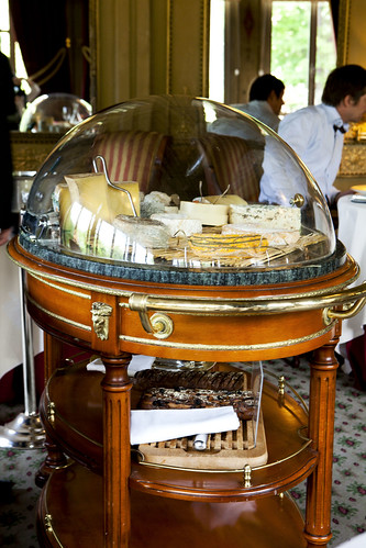 The big cheese cart