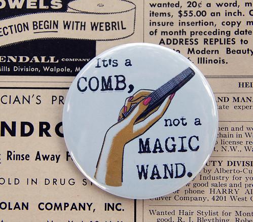 not a magic wand