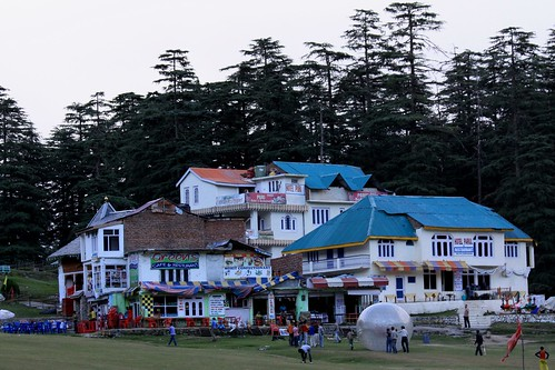 Khajjiar Meadows