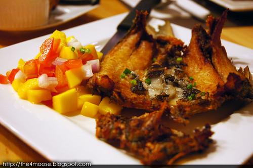 Bonifacio - Daing na Bangus