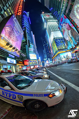 NYPD (A.G. Photographe) Tags: new york city nyc usa ny newyork france america advertising square us nikon cops manhattan unitedstatesofamerica 911 broadway police nypd timessquare times nikkor amerika flic franais hdr anto staaten midtownmanhattan xiii amrique americain advertissement vereinigtestaatenvonamerika vereinigte 16mmfisheye d700 hdr7raw
