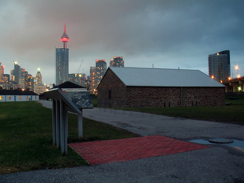 Toronto Skyline from Fort York (4)