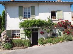 Maison - Aubeterre (JohnVenice) Tags: france aubeterre poitoucharentes dronne