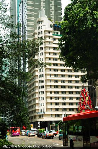 Ascott Raffles Place - Building