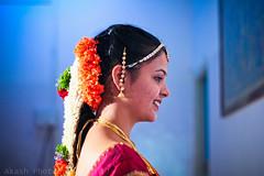 Hari and Vidhya | Wedding (@k@sh) Tags: wedding june canon 350d bangalore wed reception ritual weddings tradition karnataka hari weddingphotographer akash vidhya indianphotographer