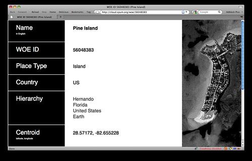 (pine island)