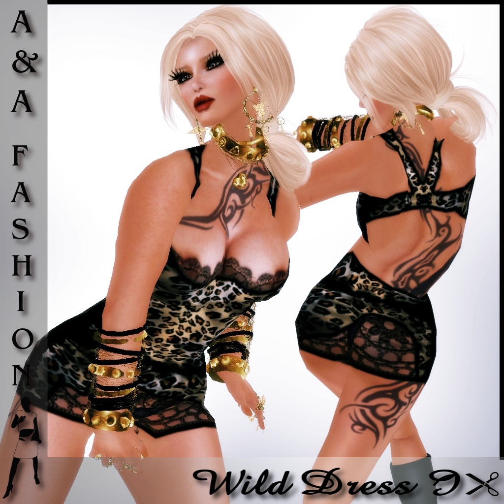 A&A Fashion Wild Dres I